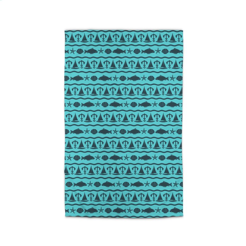 W\TER Home Rug by DYLAN'S SHOP
