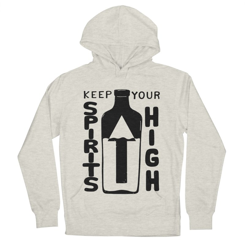SP/R/TS Men's Pullover Hoody by DYLAN'S SHOP