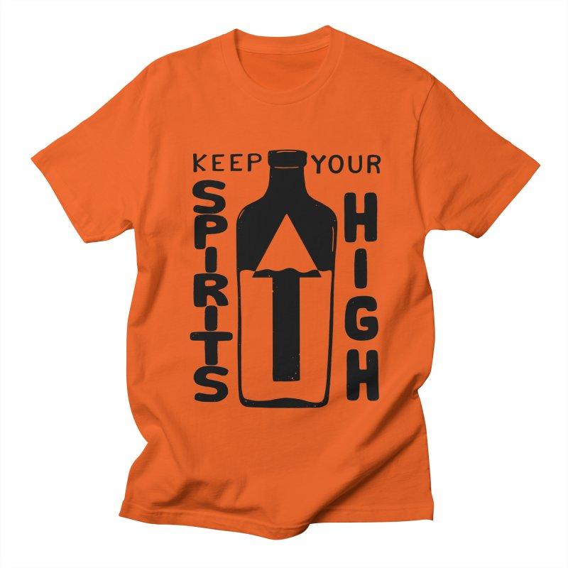 SP/R/TS Men's T-Shirt by DYLAN'S SHOP
