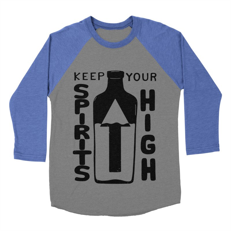 SP/R/TS Women's Baseball Triblend T-Shirt by DYLAN'S SHOP