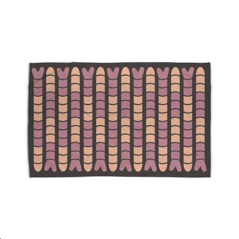 SQWORM Home Rug by DYLAN'S SHOP