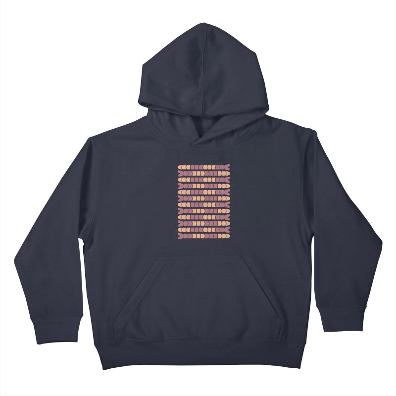 SQWORM Kids Pullover Hoody by DYLAN'S SHOP