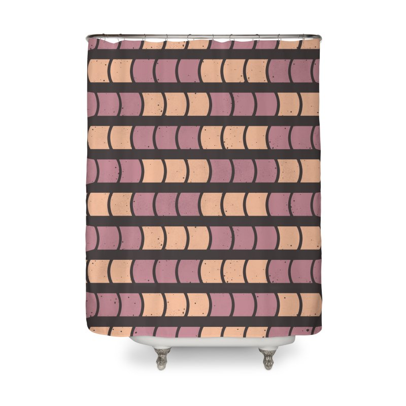 SQWORM Home Shower Curtain by DYLAN'S SHOP