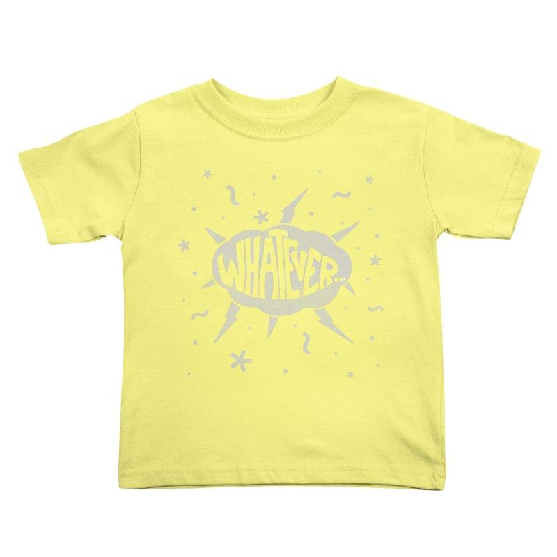 UGH! Kids Toddler T-Shirt by DYLAN'S SHOP