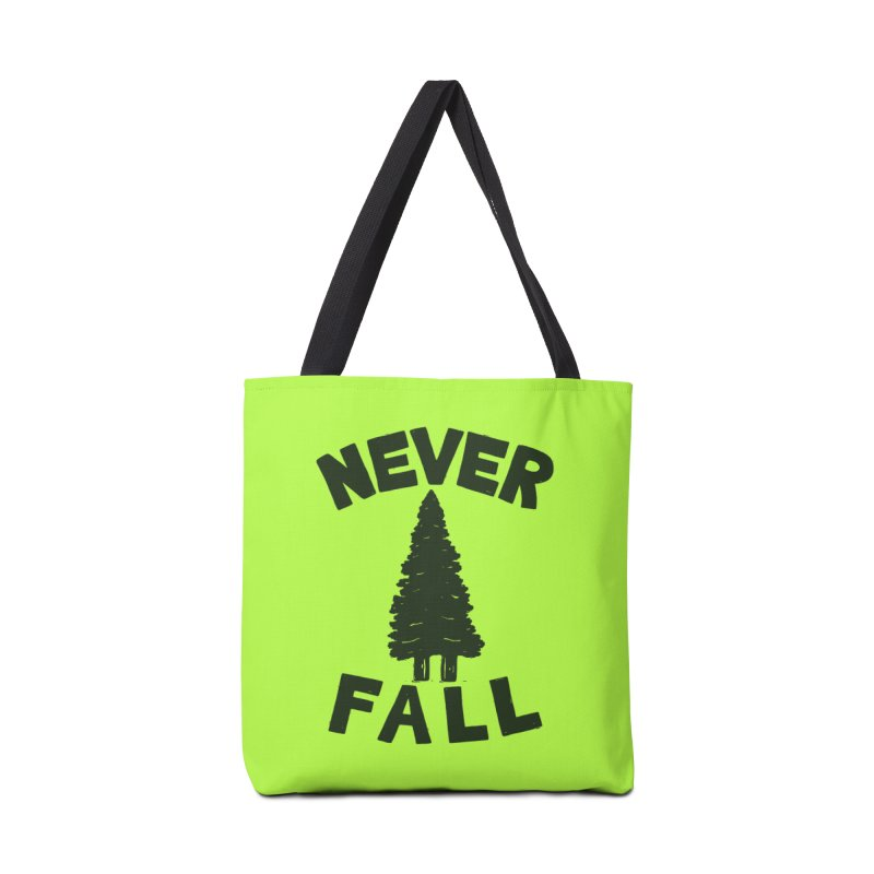 NEVER F\LL Accessories Bag by DYLAN'S SHOP