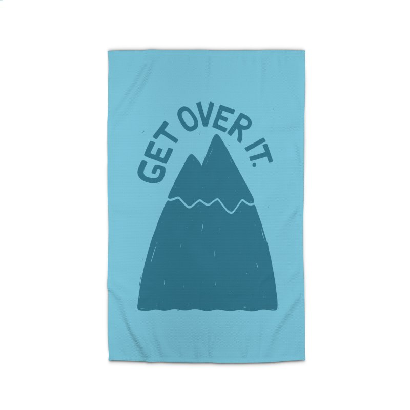 GET OVER /T Home Rug by DYLAN'S SHOP