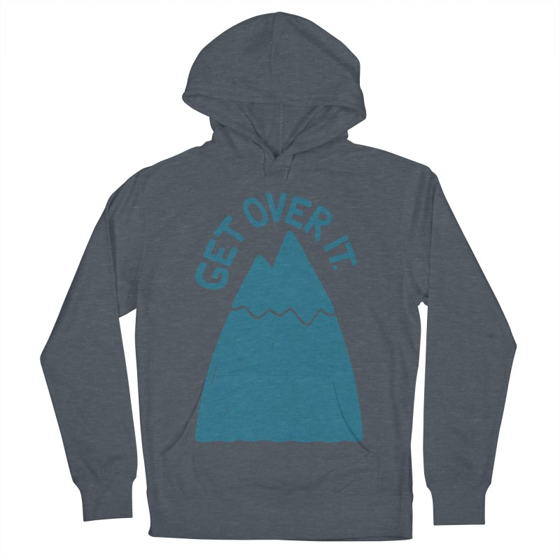 GET OVER /T Men's Pullover Hoody by DYLAN'S SHOP