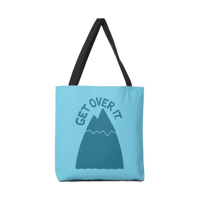 GET OVER /T Accessories Bag by DYLAN'S SHOP