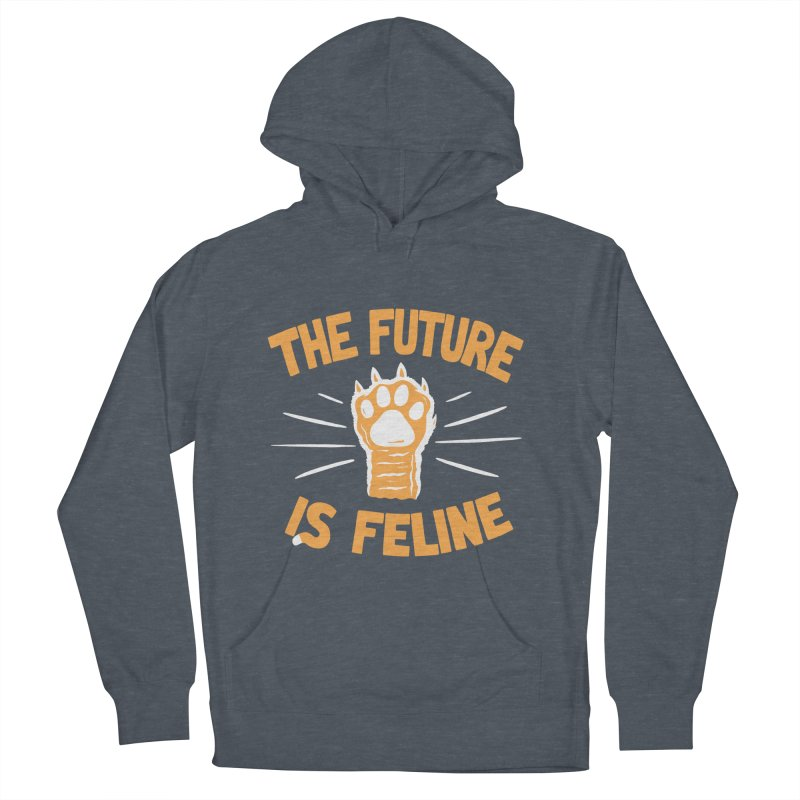 THE T/ME /S MEOW Men's Pullover Hoody by DYLAN'S SHOP