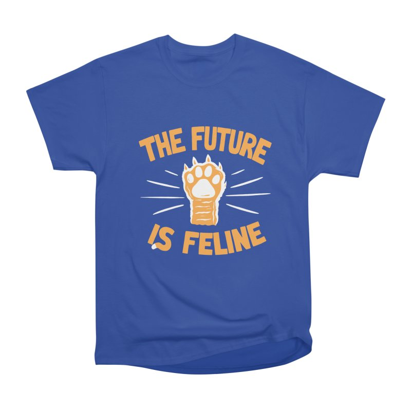 THE T/ME /S MEOW Men's Heavyweight T-Shirt by DYLAN'S SHOP
