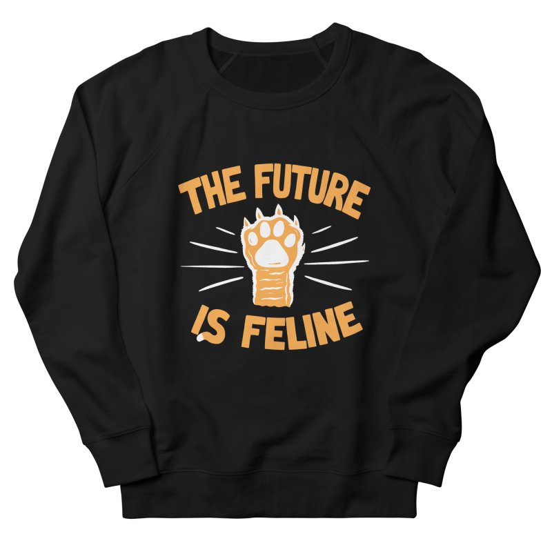 THE T/ME /S MEOW Women's Sweatshirt by DYLAN'S SHOP