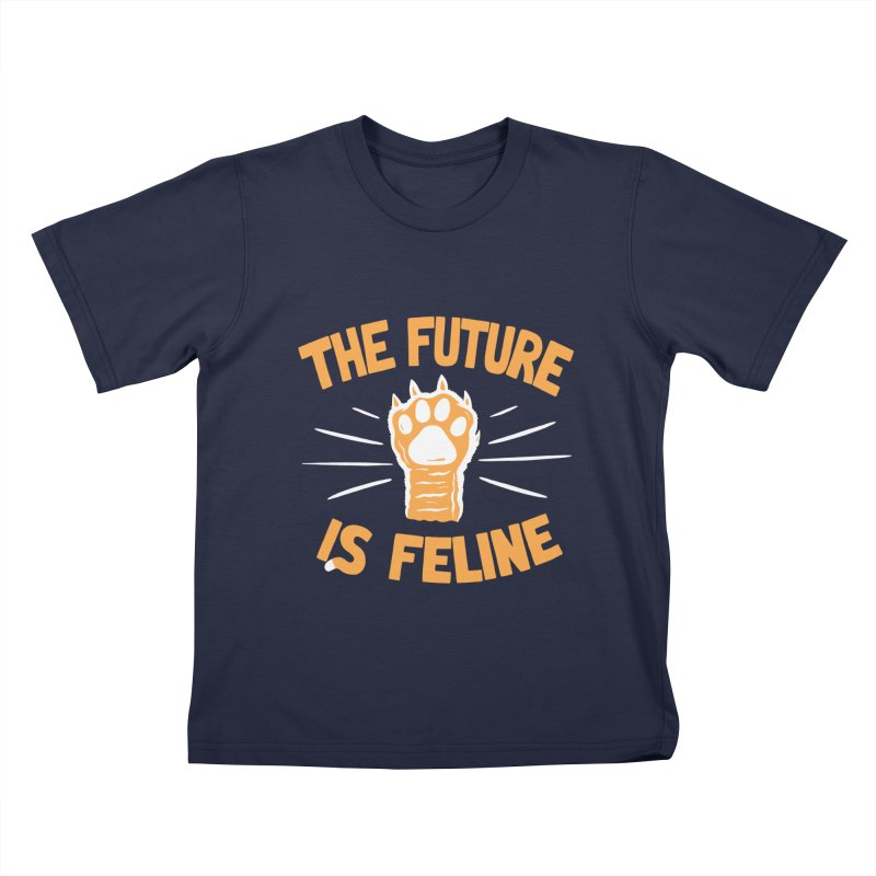 THE T/ME /S MEOW Kids T-Shirt by DYLAN'S SHOP