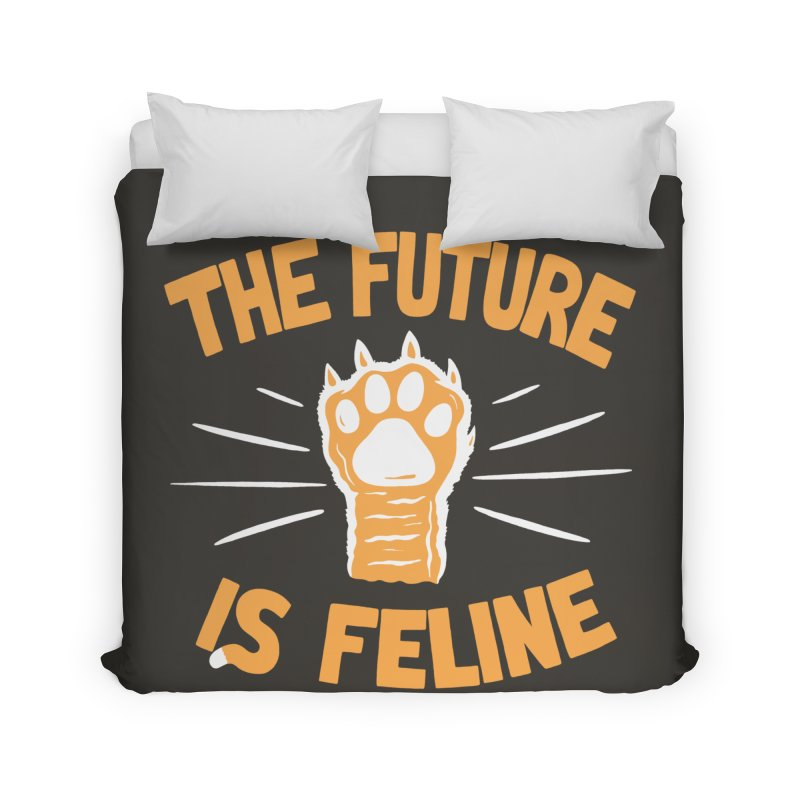 THE T/ME /S MEOW Home Duvet by DYLAN'S SHOP