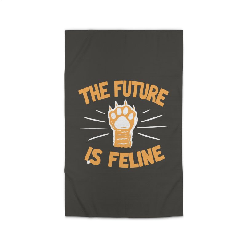 THE T/ME /S MEOW Home Rug by DYLAN'S SHOP