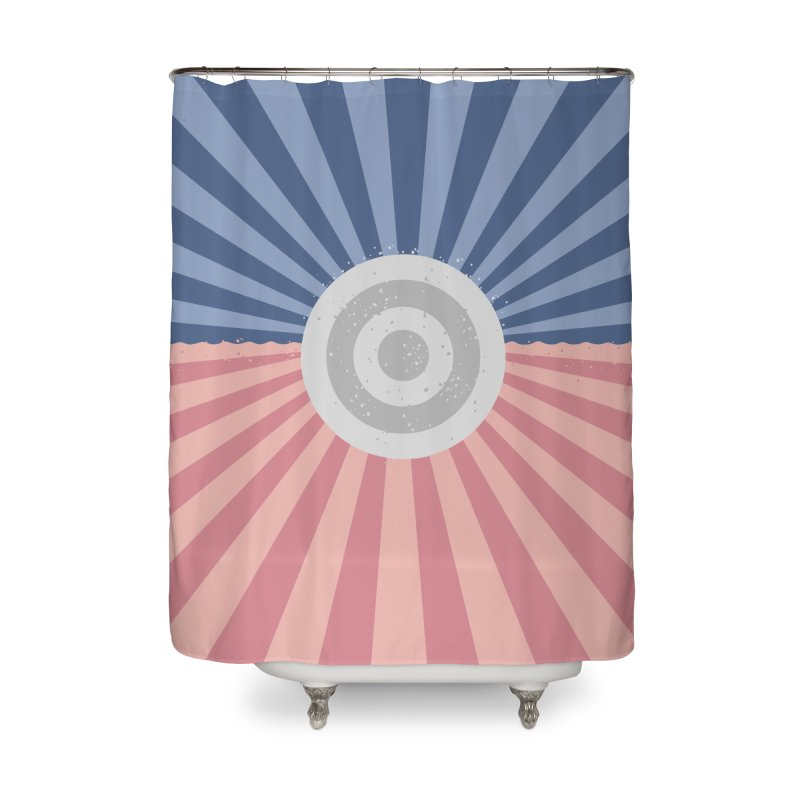 ANOTHER N/GHT Home Shower Curtain by DYLAN'S SHOP