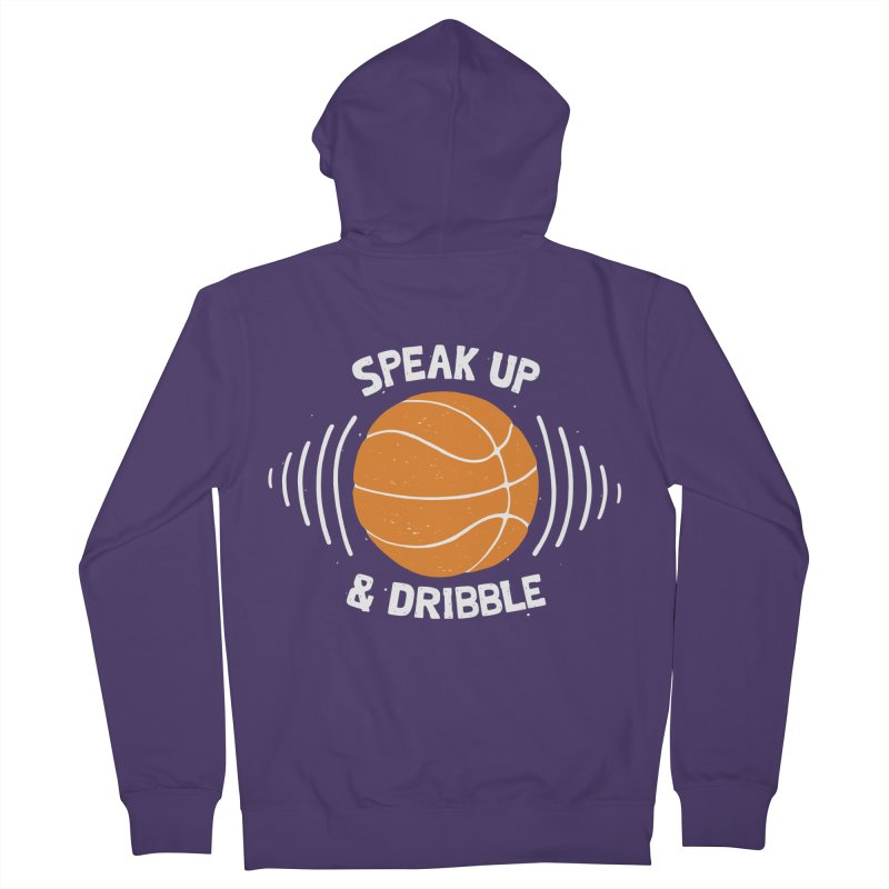 DR\BBLE Women's French Terry Zip-Up Hoody by DYLAN'S SHOP