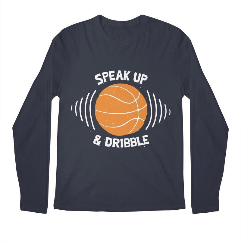 DR\BBLE Men's Regular Longsleeve T-Shirt by DYLAN'S SHOP