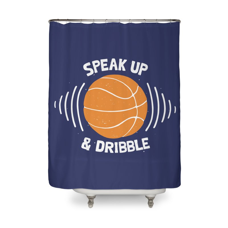 DR\BBLE Home Shower Curtain by DYLAN'S SHOP