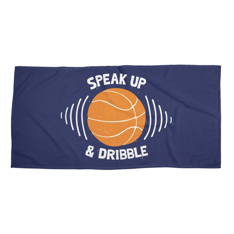 DR\BBLE Accessories Beach Towel by DYLAN'S SHOP