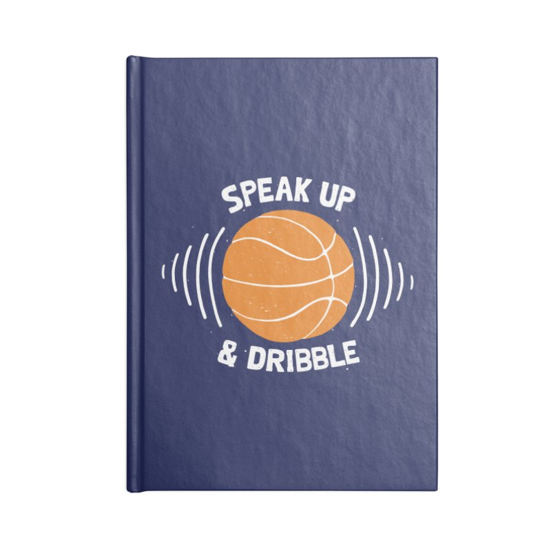 DR\BBLE Accessories Notebook by DYLAN'S SHOP