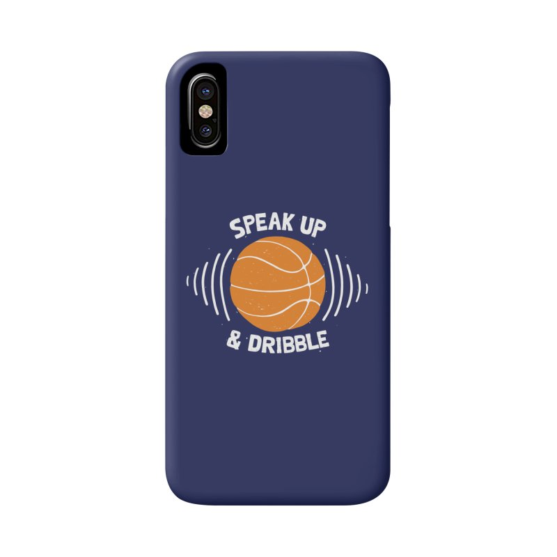 DR\BBLE Accessories Phone Case by DYLAN'S SHOP