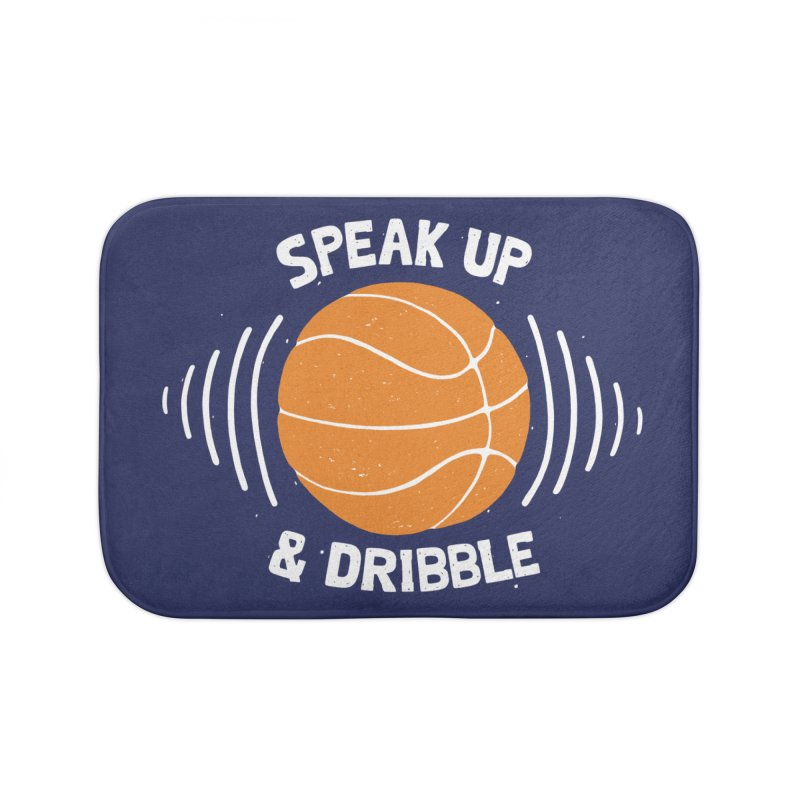 DR\BBLE Home Bath Mat by DYLAN'S SHOP
