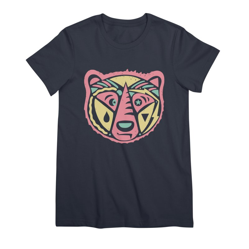 GR/ZZLY Women's Premium T-Shirt by DYLAN'S SHOP