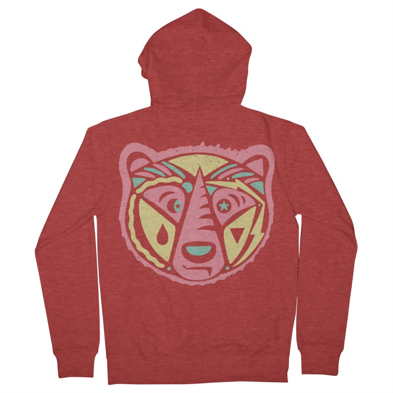 GR/ZZLY Women's Zip-Up Hoody by DYLAN'S SHOP