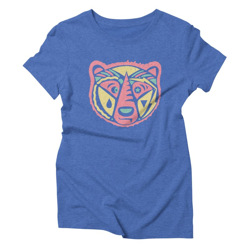 GR/ZZLY Women's Triblend T-Shirt by DYLAN'S SHOP