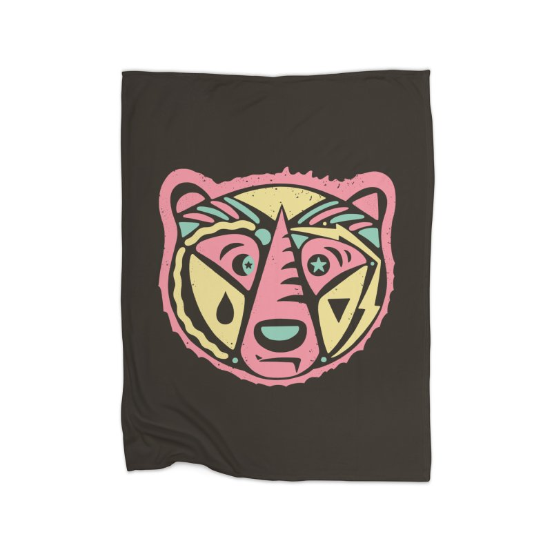 GR/ZZLY Home Fleece Blanket by DYLAN'S SHOP