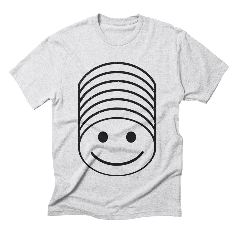 SMIIIIIIILE Men's Triblend T-Shirt by DYLAN'S SHOP