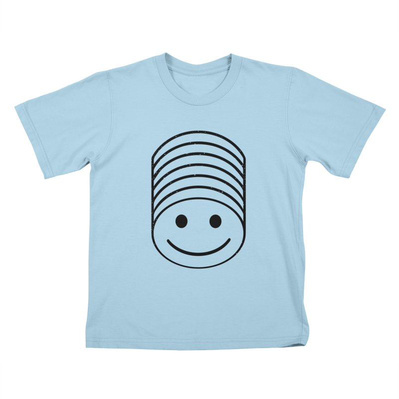 SMIIIIIIILE Kids T-Shirt by DYLAN'S SHOP