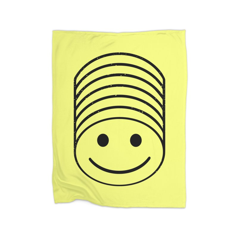 SMIIIIIIILE Home Blanket by DYLAN'S SHOP