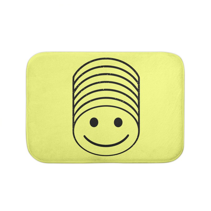 SMIIIIIIILE Home Bath Mat by DYLAN'S SHOP