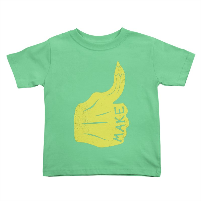 HANDMADE Kids Toddler T-Shirt by DYLAN'S SHOP