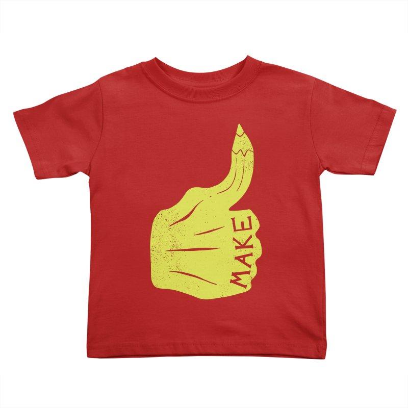 HANDMADE Kids Toddler T-Shirt by DYLAN'S SHOP