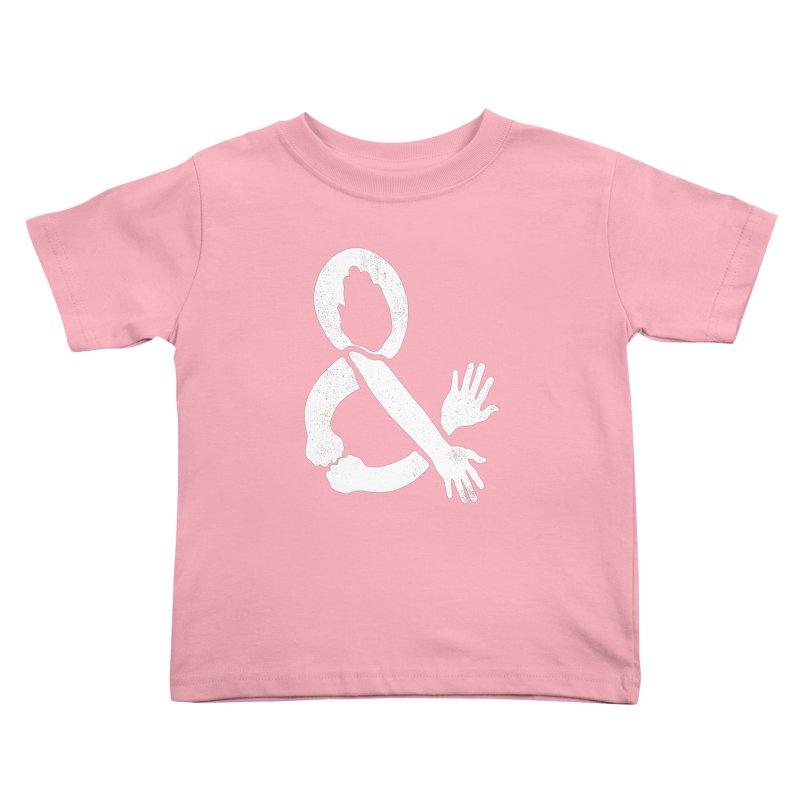 AMPERHANDS Kids Toddler T-Shirt by DYLAN'S SHOP