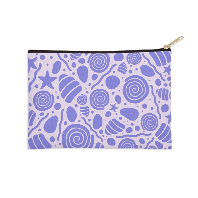 PER/W/NKLE Accessories Zip Pouch by DYLAN'S SHOP