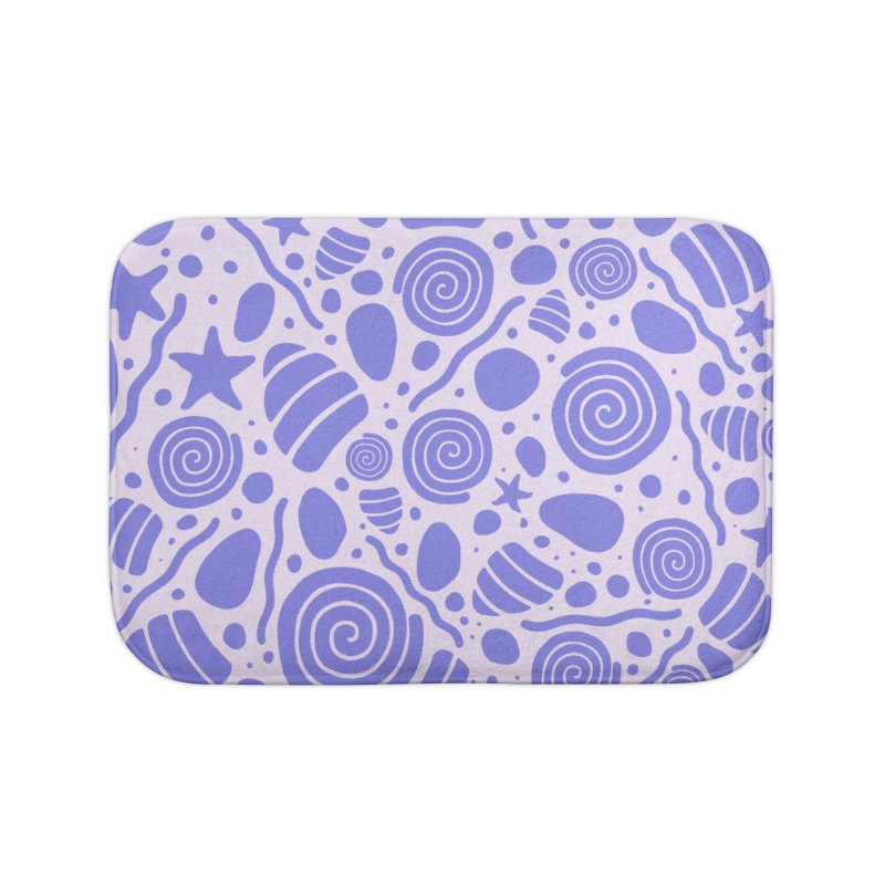 PER/W/NKLE Home Bath Mat by DYLAN'S SHOP
