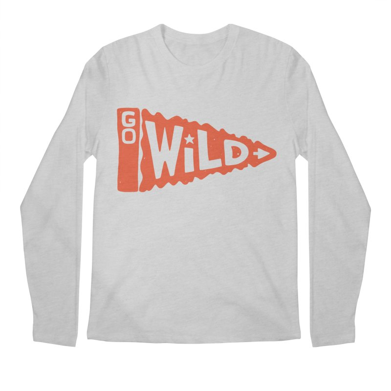 GO W/LD Men's Longsleeve T-Shirt by DYLAN'S SHOP