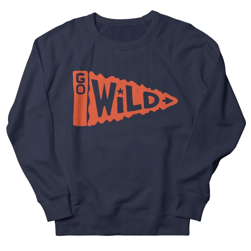 GO W/LD Men's Sweatshirt by DYLAN'S SHOP