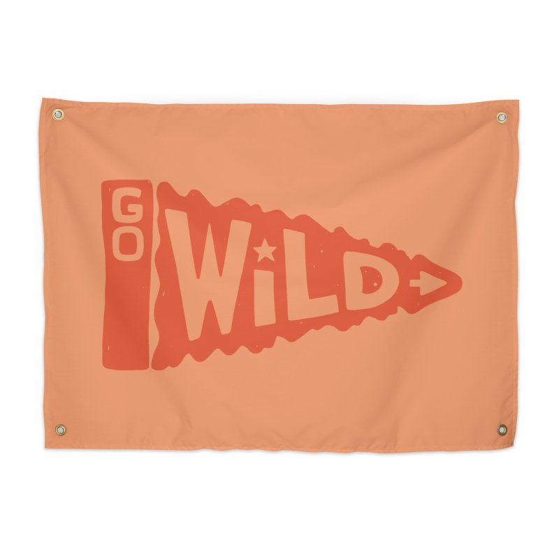 GO W/LD Home Tapestry by DYLAN'S SHOP