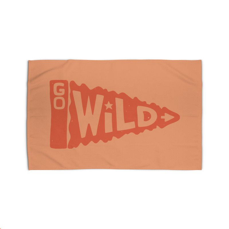 GO W/LD Home Rug by DYLAN'S SHOP