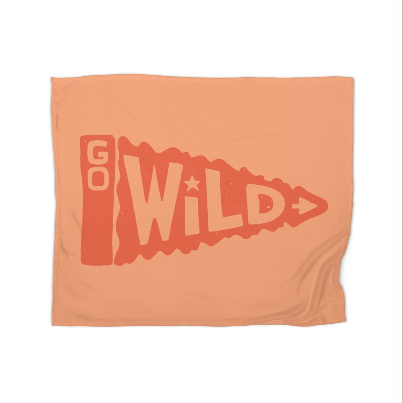 GO W/LD Home Blanket by DYLAN'S SHOP