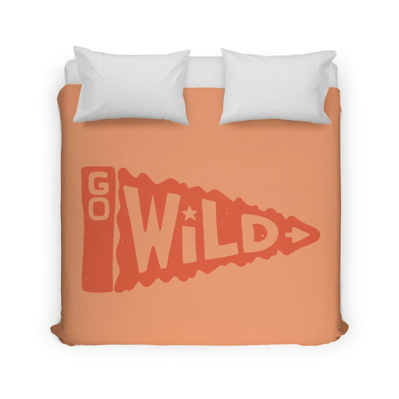 GO W/LD Home Duvet by DYLAN'S SHOP