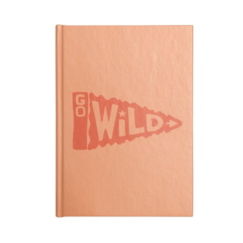 GO W/LD Accessories Notebook by DYLAN'S SHOP