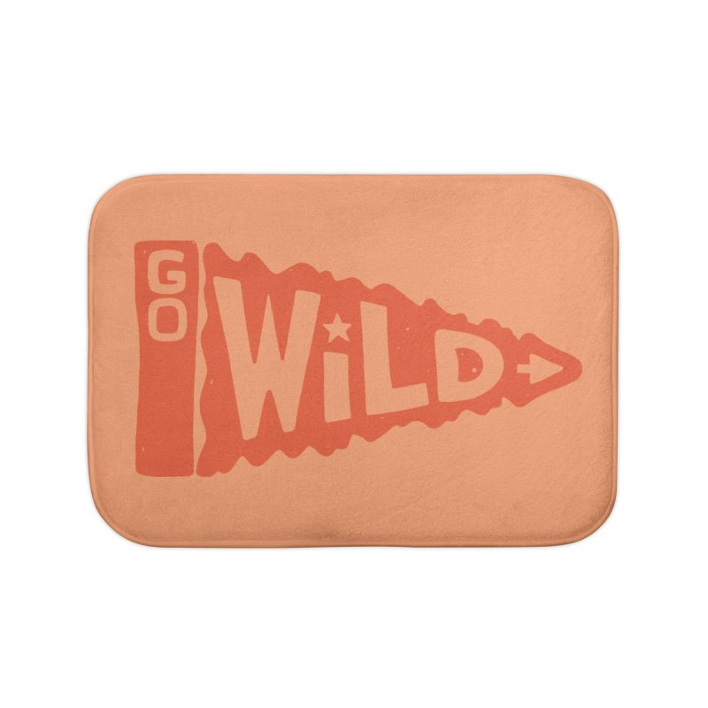 GO W/LD Home Bath Mat by DYLAN'S SHOP