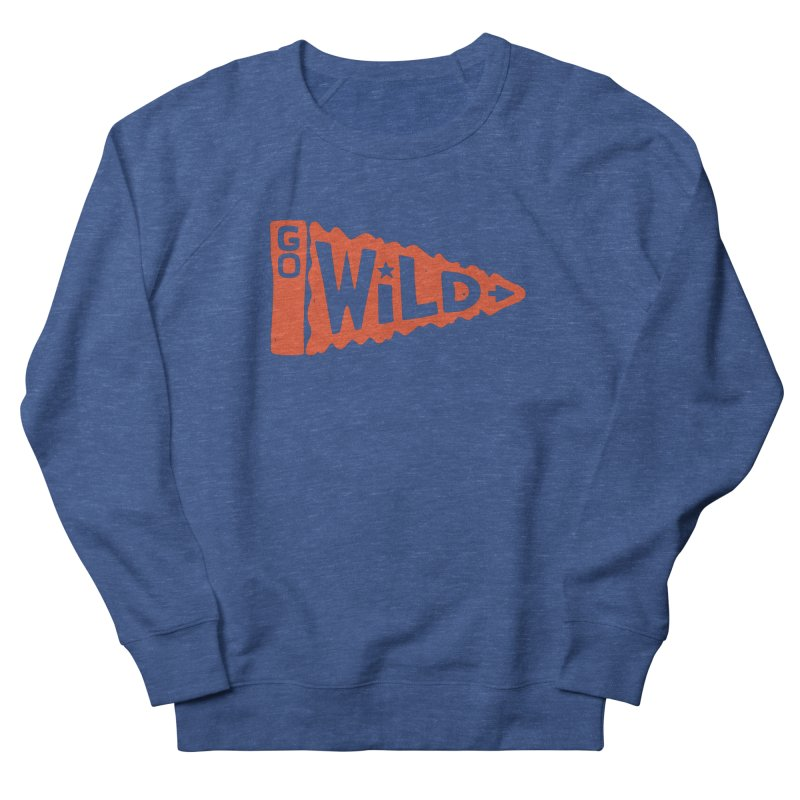 GO W/LD Men's French Terry Sweatshirt by DYLAN'S SHOP