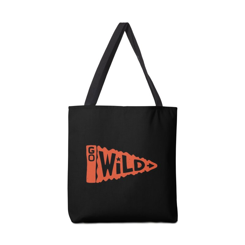 GO W/LD Accessories Bag by DYLAN'S SHOP