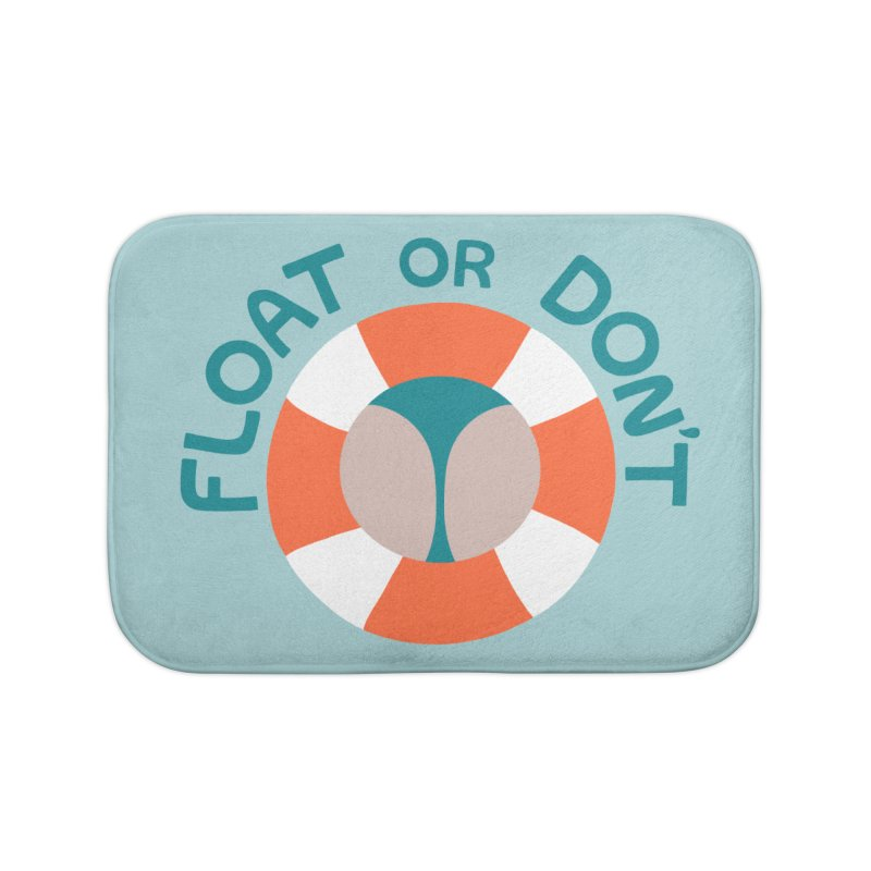 FLO\T Home Bath Mat by DYLAN'S SHOP
